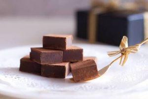 チョコレートの選び方