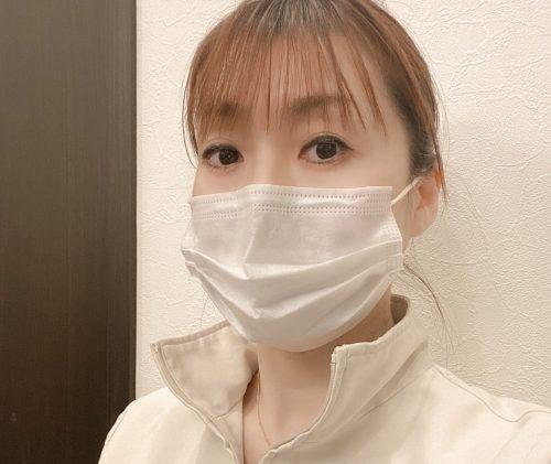 マスクを取ったら…