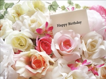 happy birthday for you!